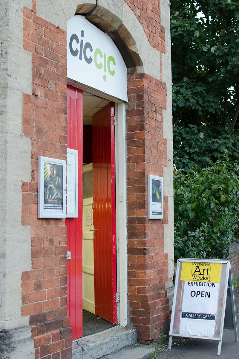 CICCIC entrance